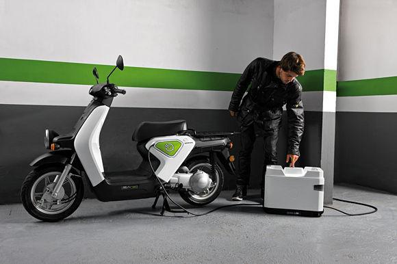 موتورسیکلت-برقی