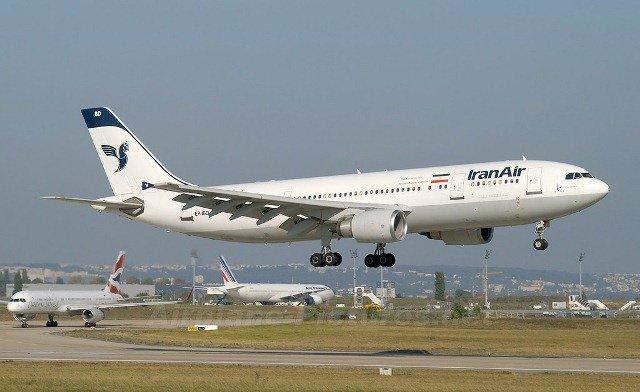 هواپیما-ایران ایر