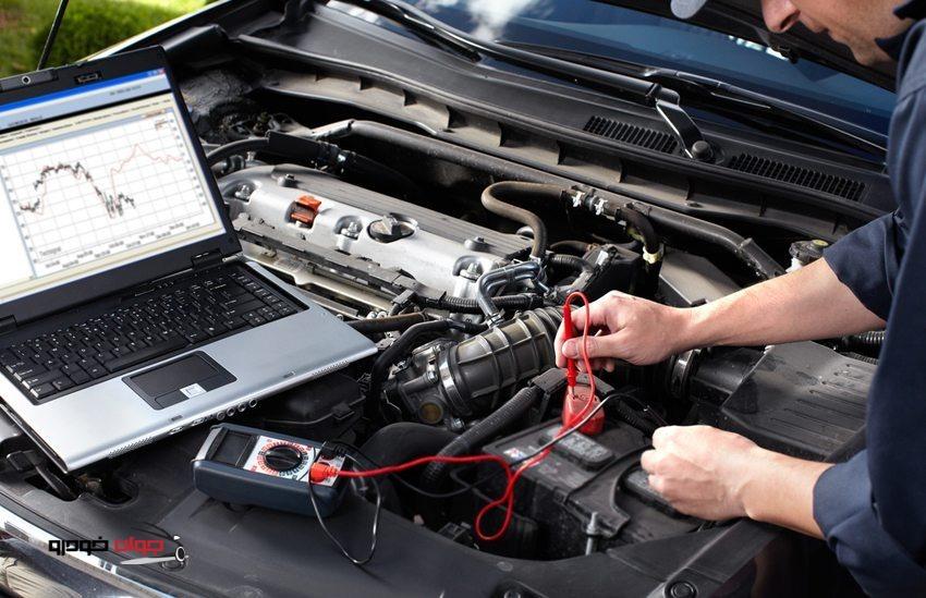 تعمیر باتری خودرو