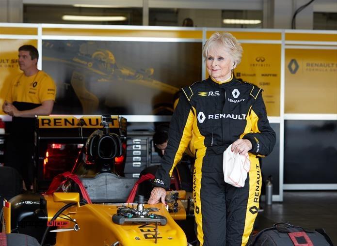 Renault_Sport_Rosemary_Smith_F1_روزماری_اسمیت_راننده_فرمول1_رنو