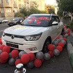 افتتاح شوروم رامک خودرو