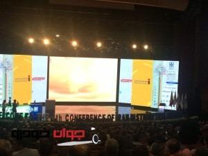بهمن خودرو دیزل در کنفرانس صنعت پخش ایران-1