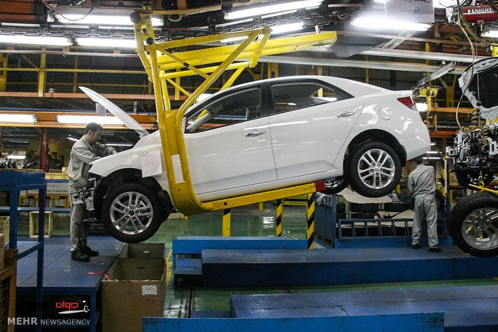 خودروسازان داخلی-سراتو سایپا