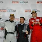 میثم طاهری-قهرمان مسابقات اتومبیلرانی