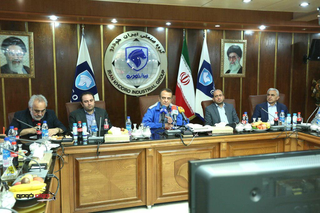 هاشم یکه زارع-مدیرعامل ایران خودرو
