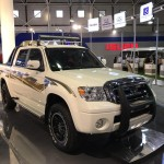 وانت دو کابین کاپرا_گروه بهمن_نمایشگاه خودرو مشهد