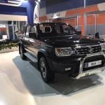 پیکاپ ریچ نمایشگاه خودرو مشهد_96_پارس خودرو