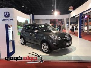 چانگان CS35_نمایشگاه خودرو مشهد سایپا
