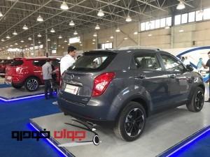 رامک خودرو-نمایشگاه تبریز