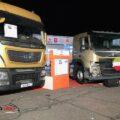 سایپا دیزل-نمایشگاه خودرو تبریز