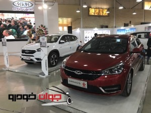 مدیران خودرو-نمایشگاه خودرو تبریز-۴