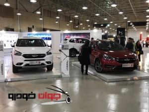 مدیران خودرو-نمایشگاه خودرو تبریز-۵