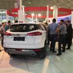 گروه خودروسازی بم-نمایشگاه خودرو تبریز