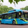 اتوبوس برقی BYD