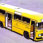 اتوبوس بنز 0302