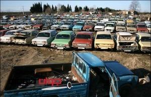 خودروهای فرسوده