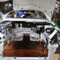 صنعت خودروسازی-خط تولید خودرو