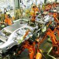 صنعت خودرو-خط تولید