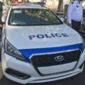 هیوندای سوناتا-ناوگان پلیس