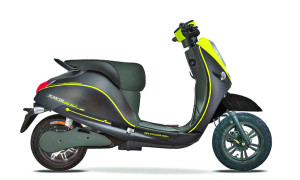 موتور سیکلت برقی کویر
