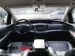 خودرو برقی بی وای دی E6