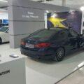 غرفه پرشیا خودرو در نمایشگاه خودرو مازندران