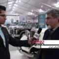 مدیر موزه خودروهای تاریخی