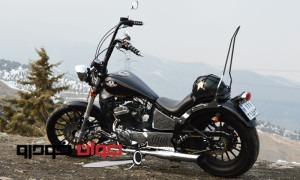 موتورسیکلت رگال رپتور