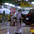 خط تولید هیوندای در کرمان موتور