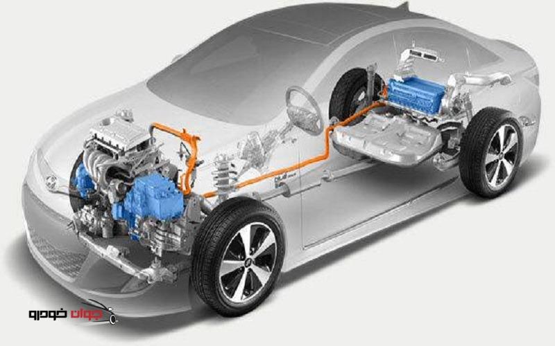 سیستم هیبرید خودرو و نحوه عملکرد آن - جوان خودرو