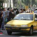 تاکسی-حمل و نقل عمومی