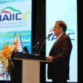 هاشم یکه زاره-مدیرعامل ایران خودرو-پنجمین همایش بین المللی صنعت خودرو