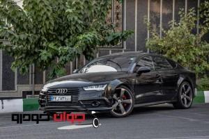 Audi A7 Edition 1