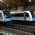 واگن های مترو تهران