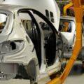 تولید خودرو-خط تولید 206