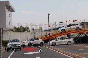 افتتاح مرکز تست ایرتویا و نگین خودرو