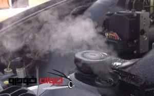 جوش اوردن موتور خودرو