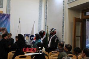 نیکران موتور پاسارگاد-روز ملی اهداء عضو