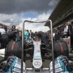 f1-spanish-gp-2018-the-car-of-lewis-hamilton-mercedes-amg-f1-w09-on-the-grid