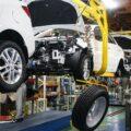 تولید خودرو-خط تولید سراتو سایپا