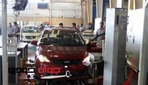 خط تولید مدیران خودرو