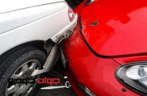 تصادف با خودرو گران قیمت