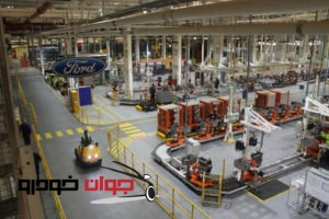 تکنولوژی خط تولید فورد (4)
