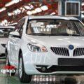 خط تولید برلیانس-پارس خودرو