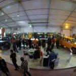 نمایشگاه آفرود آمیکو