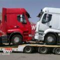 واردات کامیون