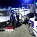 پلیس راهنمایی و رانندگی-تصادف رانندگی
