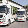 کامیون های سایپا دیزل