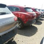 خودروهای بورگوارد در گمرک