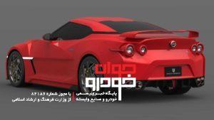 رندر نیسان GT-R 2021 (7)